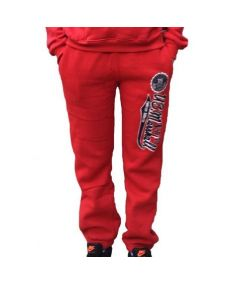 Pantalon de Jogging Enfant US MARSHALL rouge