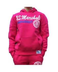 Sweat Enfant US MARSHALL fushia
