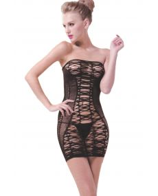 Bodystocking noir 8857