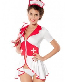 Costume infirmiere CP8055