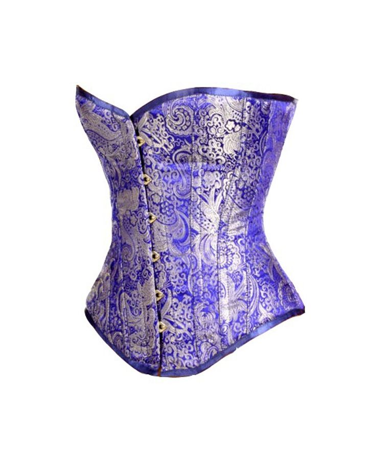 "Corset bustier Chantal ""P'tite lady"""